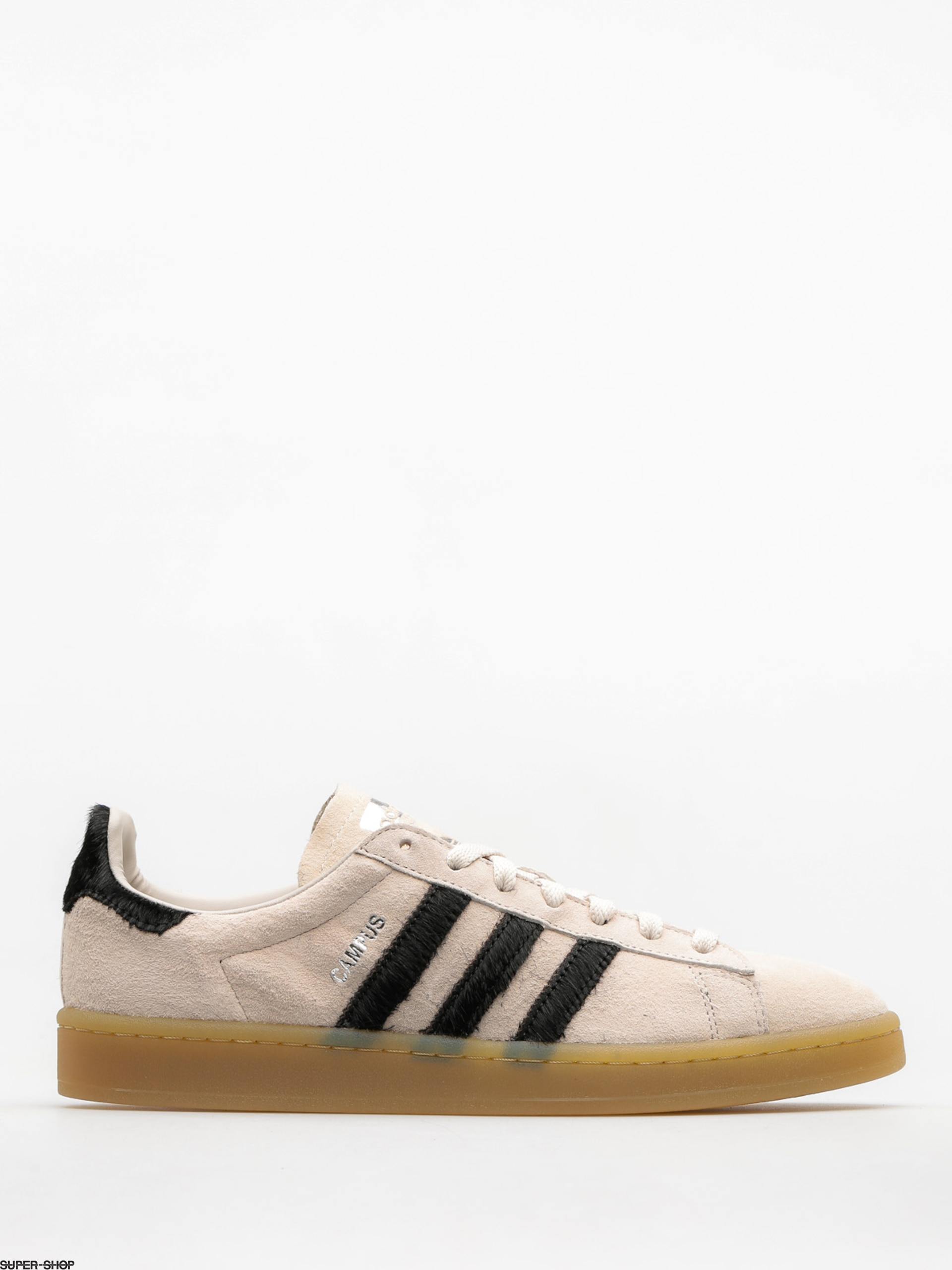adidas Shoes Campus (clear brown/core black/silver met.)