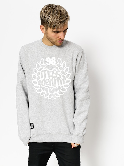MassDnm Sweatshirt Base (light heather grey)