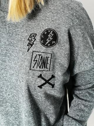 Volcom Sweatshirt Stayin High Wmn (chr)