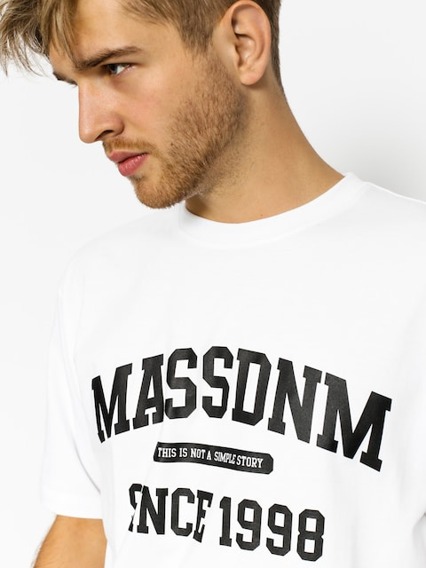 MassDnm T-shirt Campus (white)