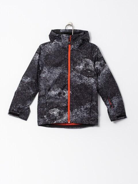 Quiksilver Snowboard jacket Tr Rice Mission (marine iguana bw)