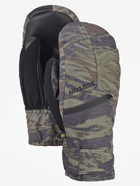Burton Gloves Gore Undmtt (olive grn worn tiger)