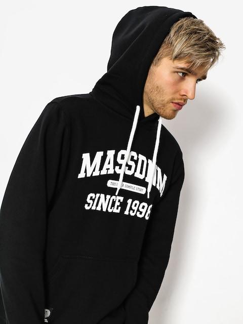 MassDnm Hoodie Campus HD (black)