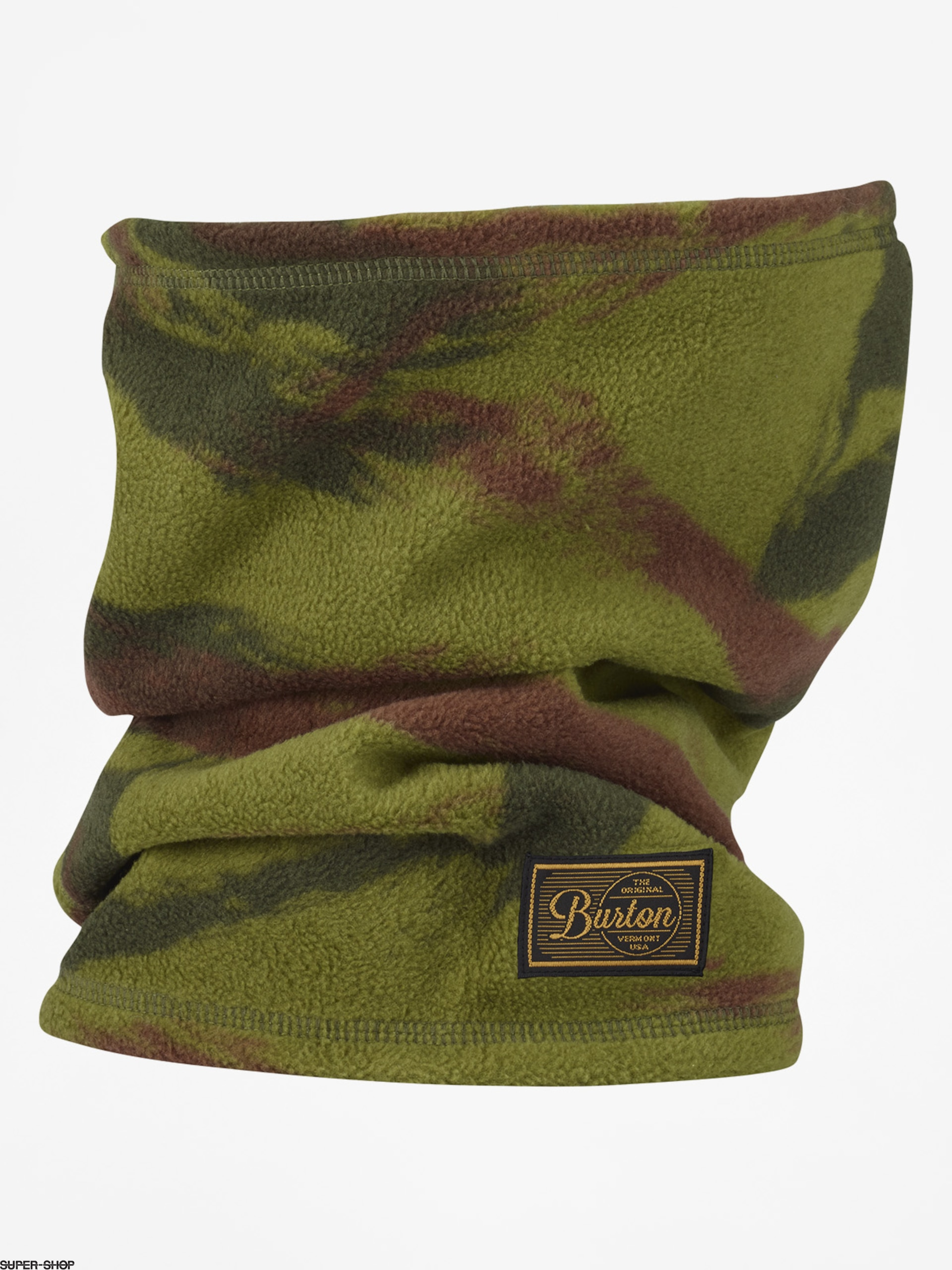 Burton Neckwarmer Ember Fleece Nckwmr (brush camo)