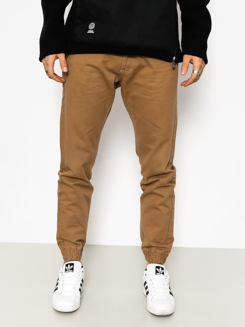 MassDnm Pants Base Joggers (beige)