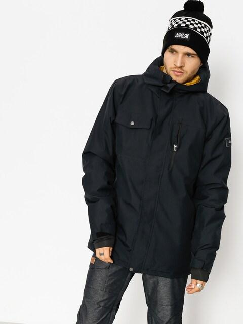 Quiksilver Snowboardjacke Mission Sol (black)