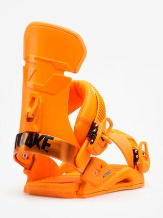 Drake Snowboard bindings Reload (orange)