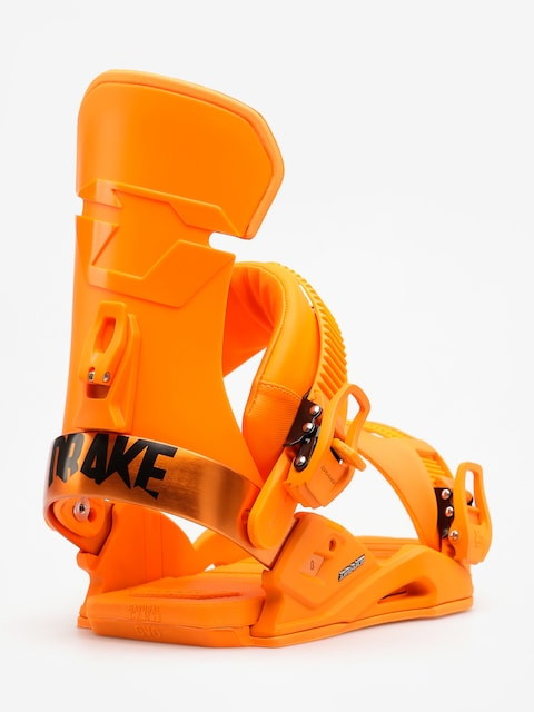 Drake Snowboard bindings Reload (orange)