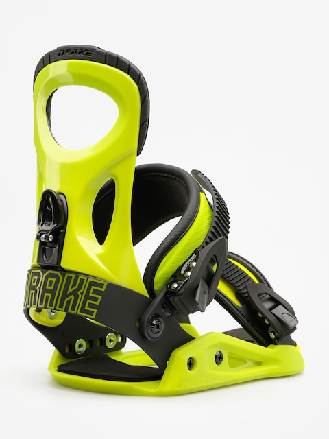 Drake Snowboard bindings King (lime)