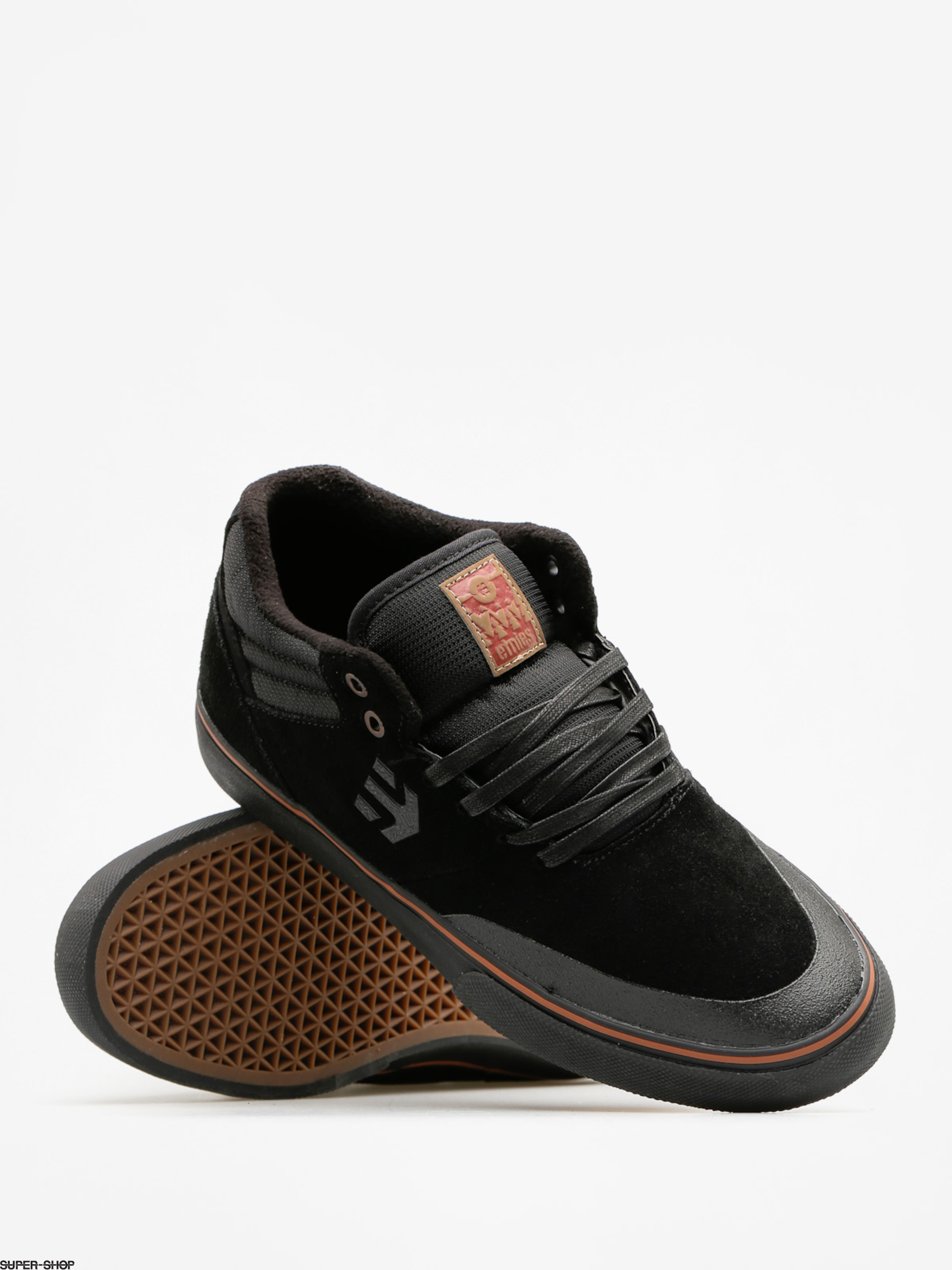 Etnies Shoes Marana Vulc Mt (black/brown)