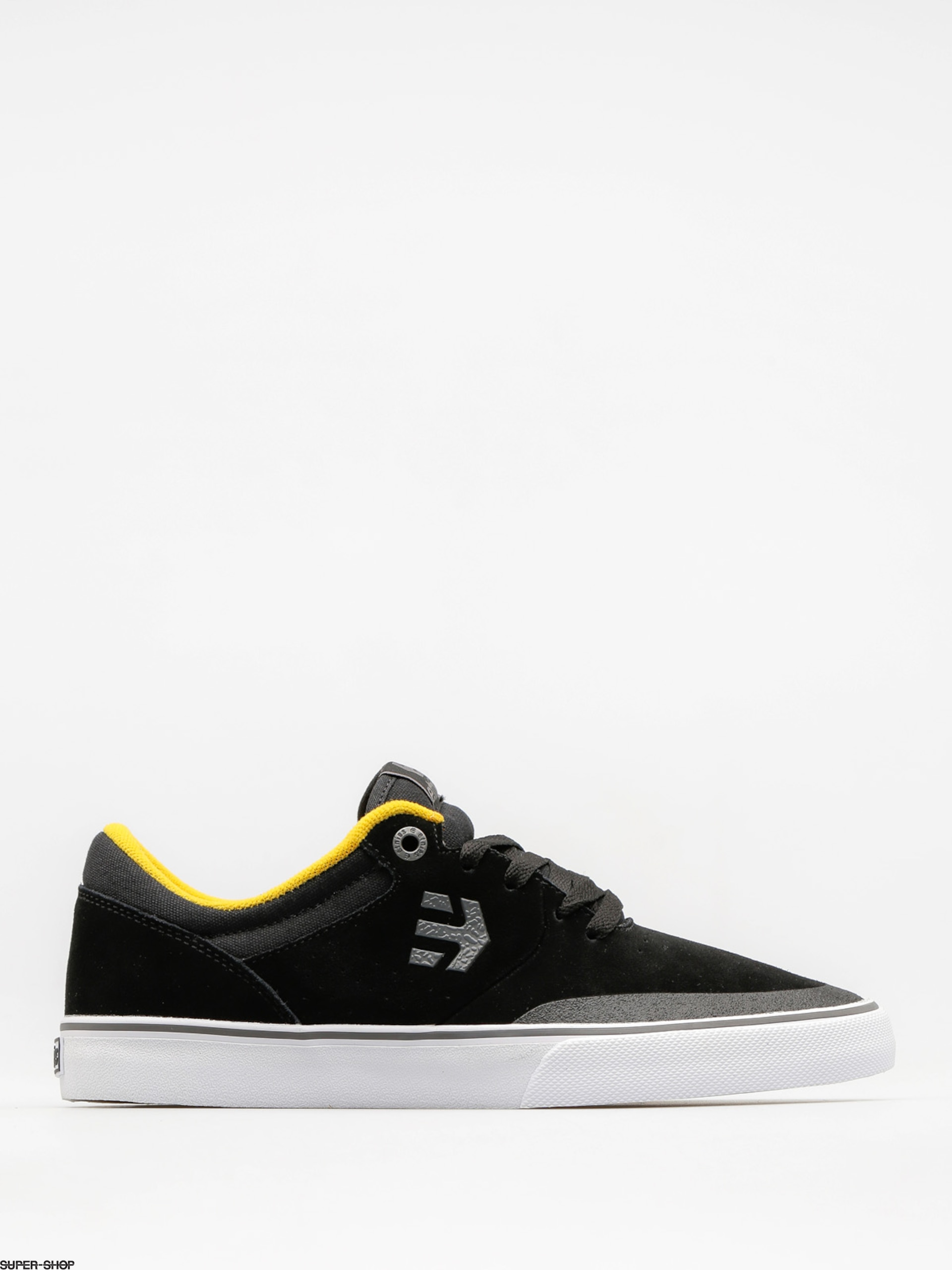 Etnies Schuhe Marana Vulc (black/yellow/grey)