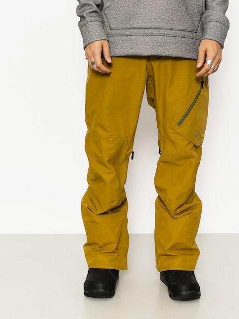 Burton Snowboard pants Ak Gore Cyclic (amber green)