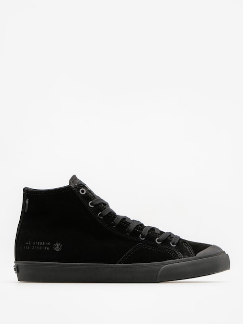 Element Schuhe Spike Mid (black out)