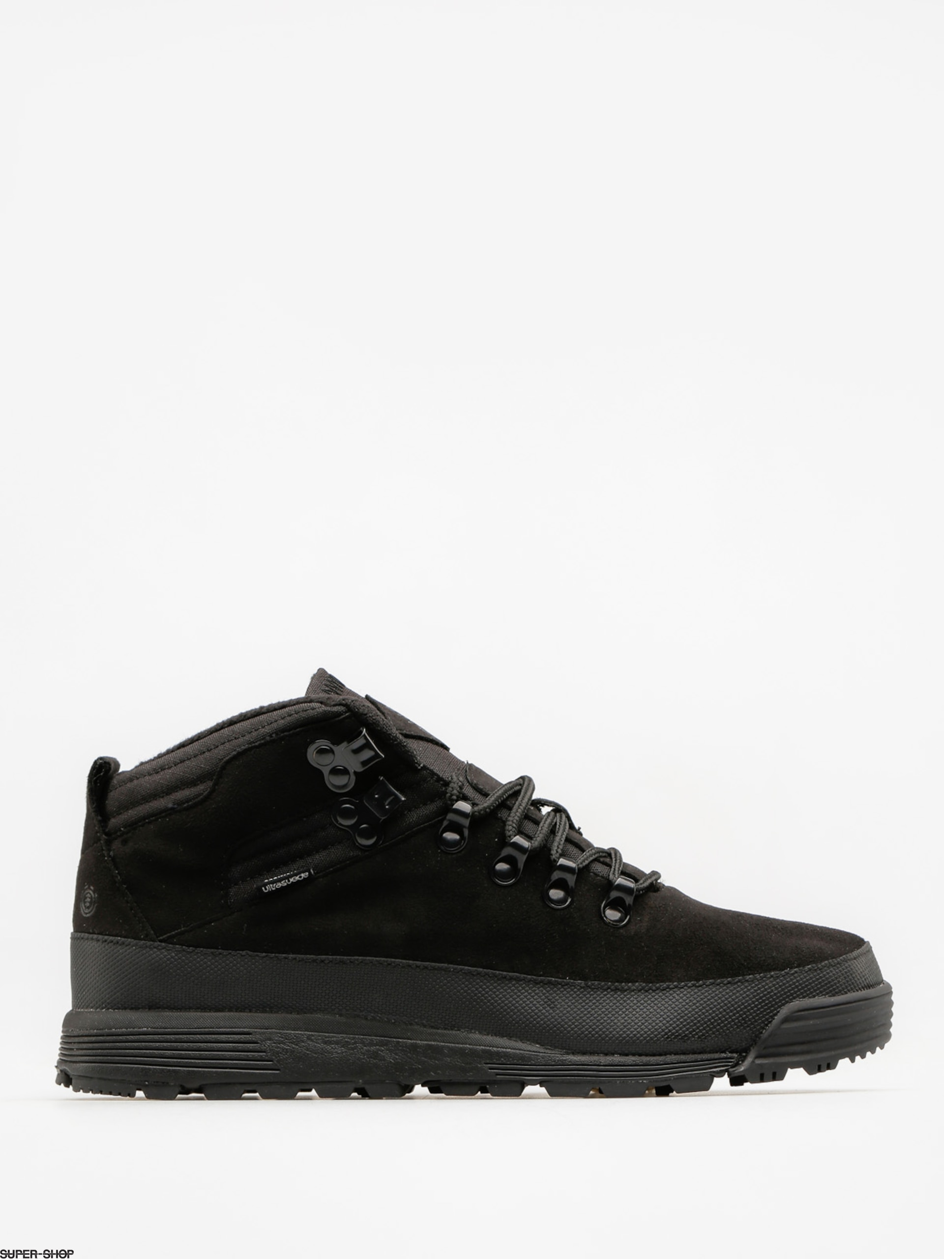 Element Winter shoes Donnelly (black black)