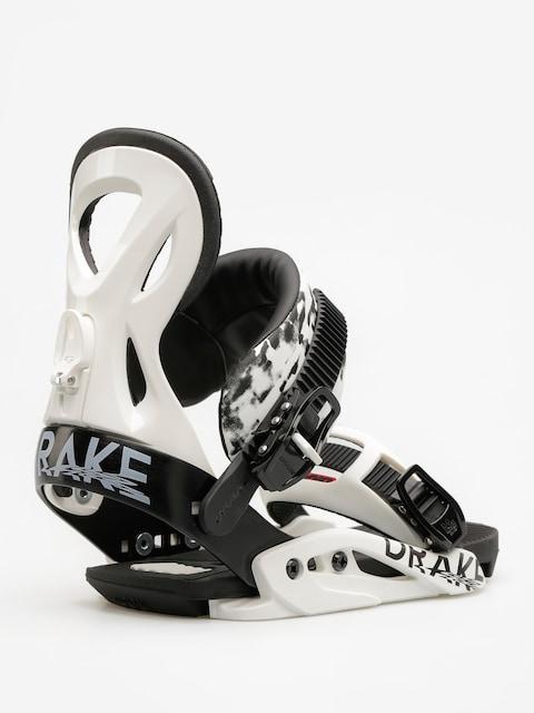 Drake Snowboard bindings Jade Wmn (white)