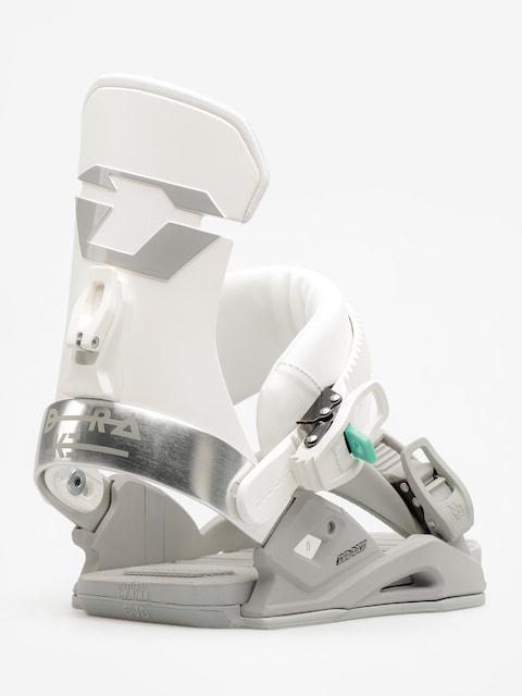 Drake Snowboardbindung DL Wmn (white)
