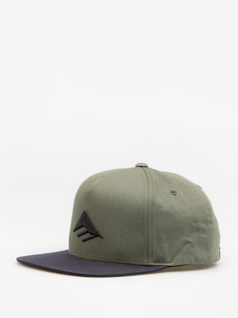 Emerica Cap Triangle Snapback ZD (army)