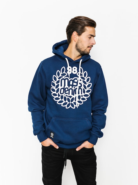 MassDnm Hoody Base HD (navy)