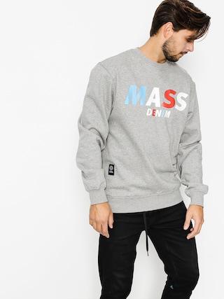 MassDnm Sweatshirt Grand (medium heather grey)