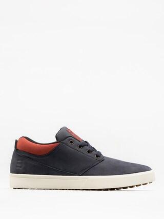 Etnies Shoes Jameson Mtw (navy/brown/white)