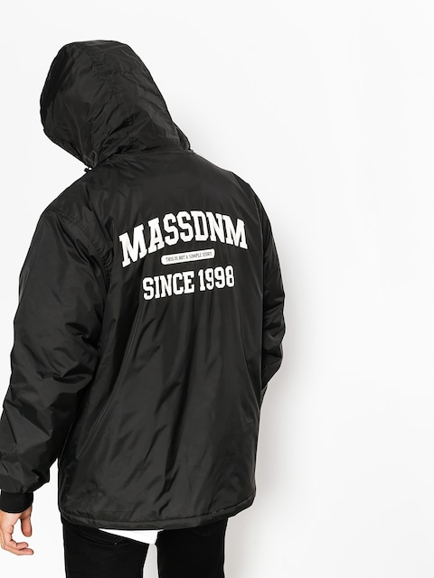 MassDnm Jacket Campus (black)