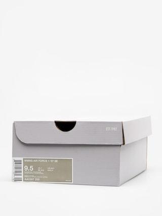 Nike Shoes Air Force 1 07 Se Wmn (mushroom/mushroom gum med brown ivory)