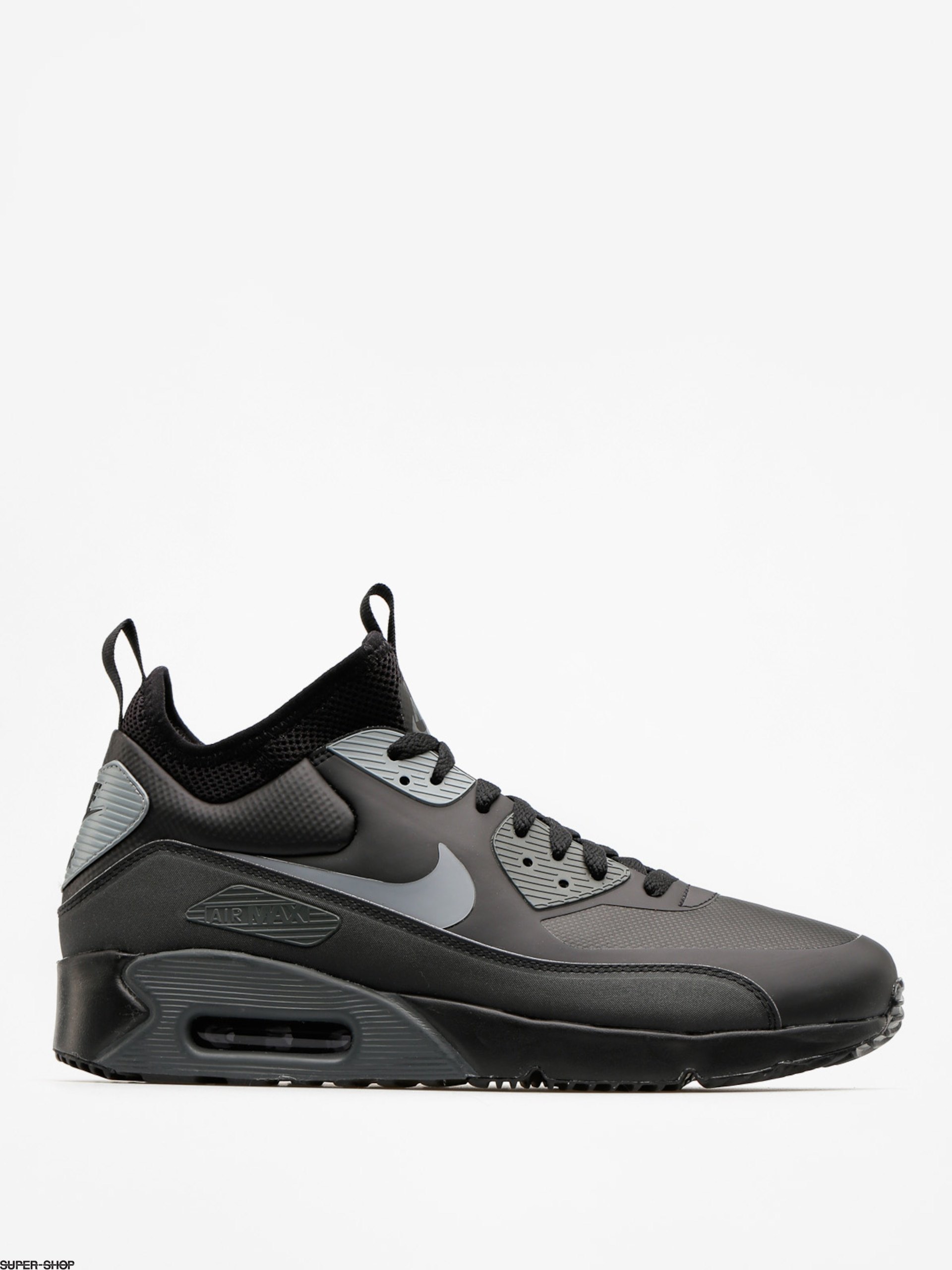 Nike Shoes Air Max 90 Ultra Mid Winter (black/cool grey anthracite)