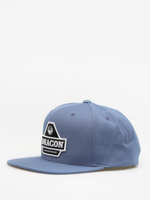 Dragon Cap Pyramid ZD (steel blue)