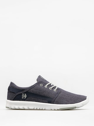 Etnies Shoes Scout (blue/grey/navy)