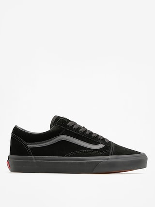 Vans Shoes Old Skool (suede/black/black/black)