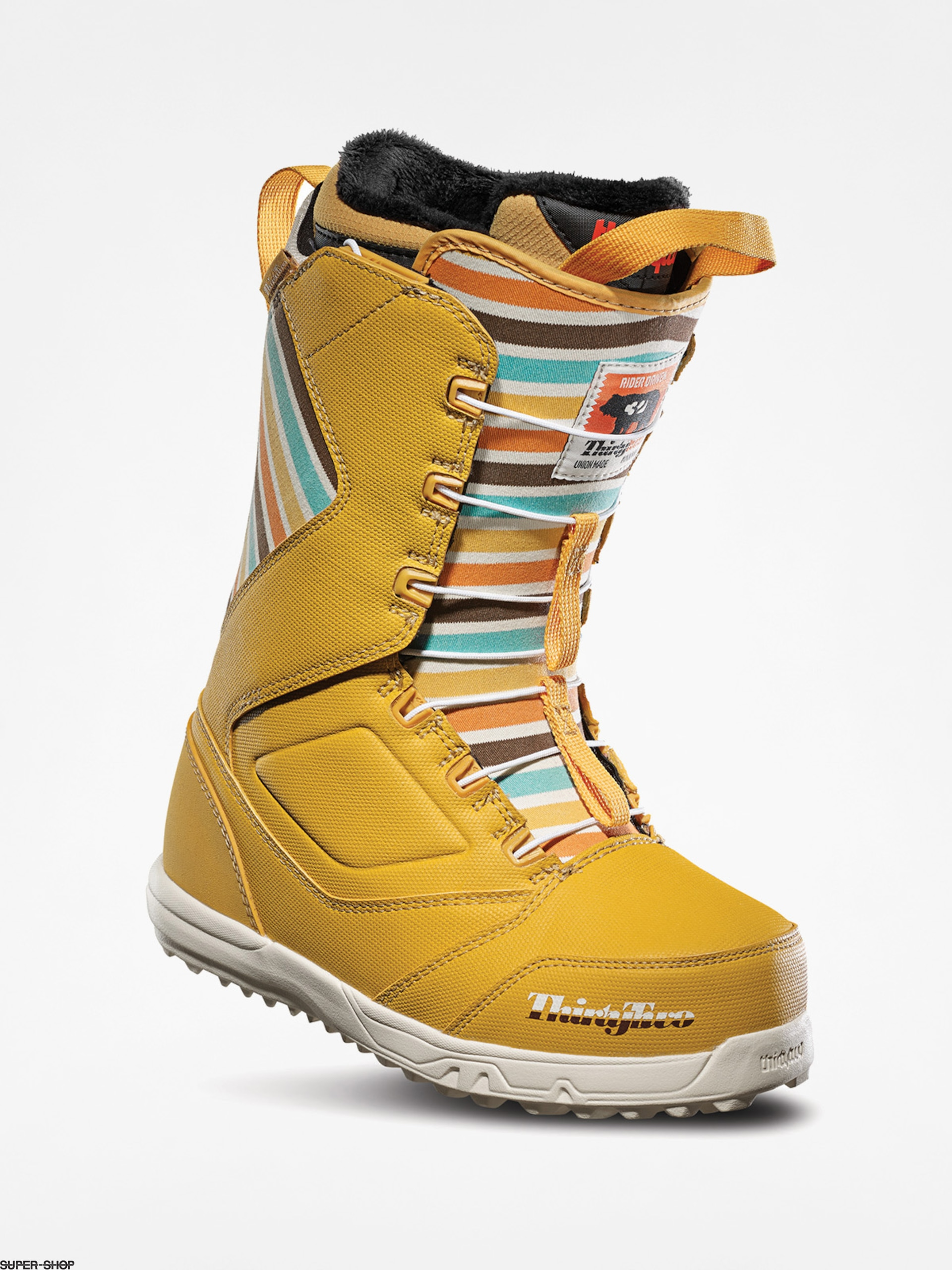 ThirtyTwo Snowboard boots Zephyr FT Wmn (yellow)