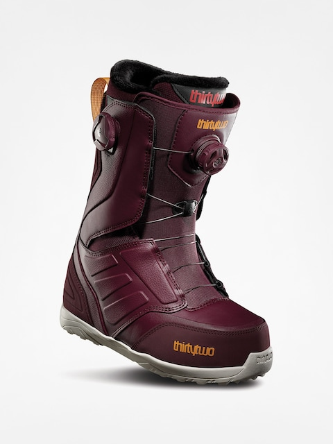 ThirtyTwo Snowboardschuhe Lashed Double Boa Wmn (burgundy)
