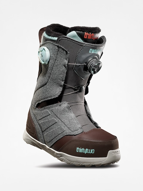 ThirtyTwo Snowboardschuhe Lashed Double Boa Wmn (grey/brown)