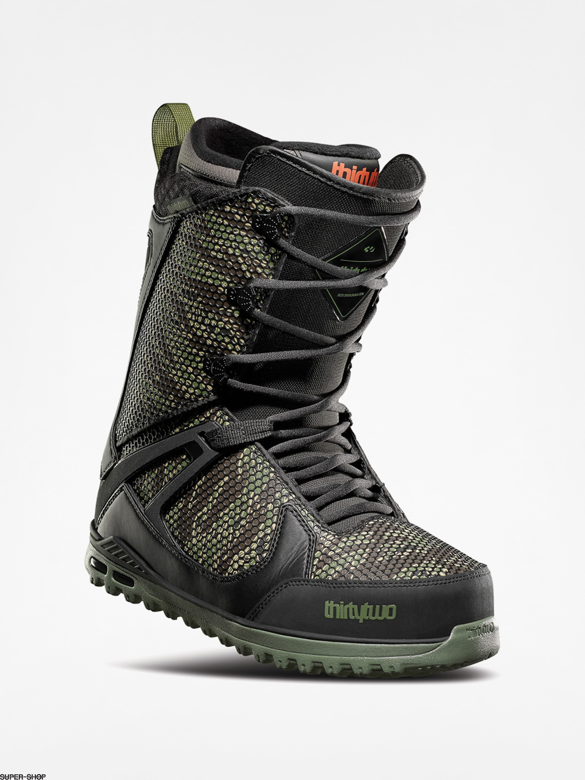 ThirtyTwo Snowboard boots Tm Two (black/camo)