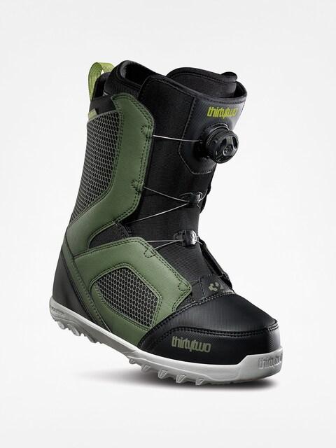 ThirtyTwo Snowboardschuhe Stw Boa (olive/black)