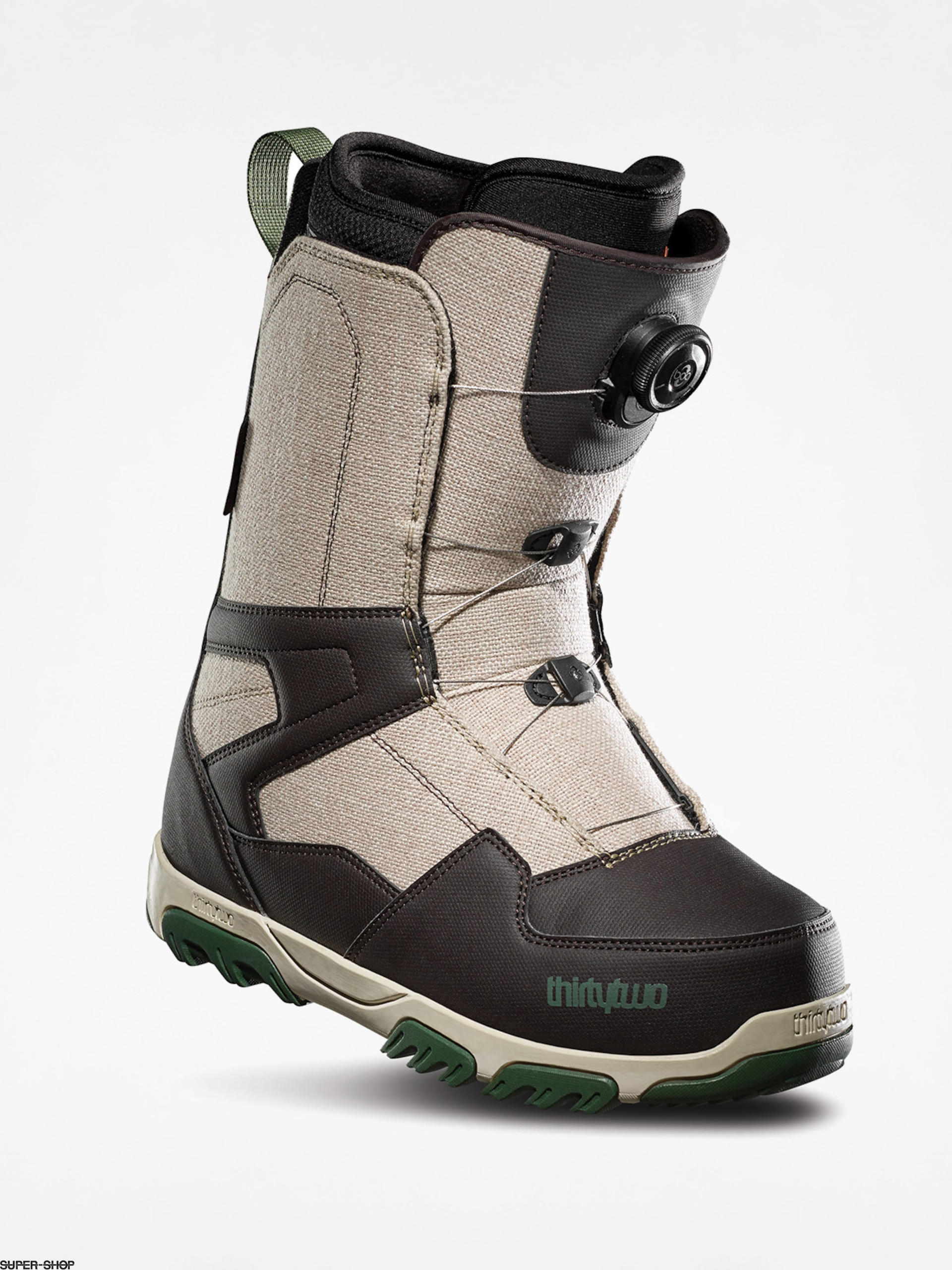ThirtyTwo Snowboard boots Shifty Boa (tan/brown)