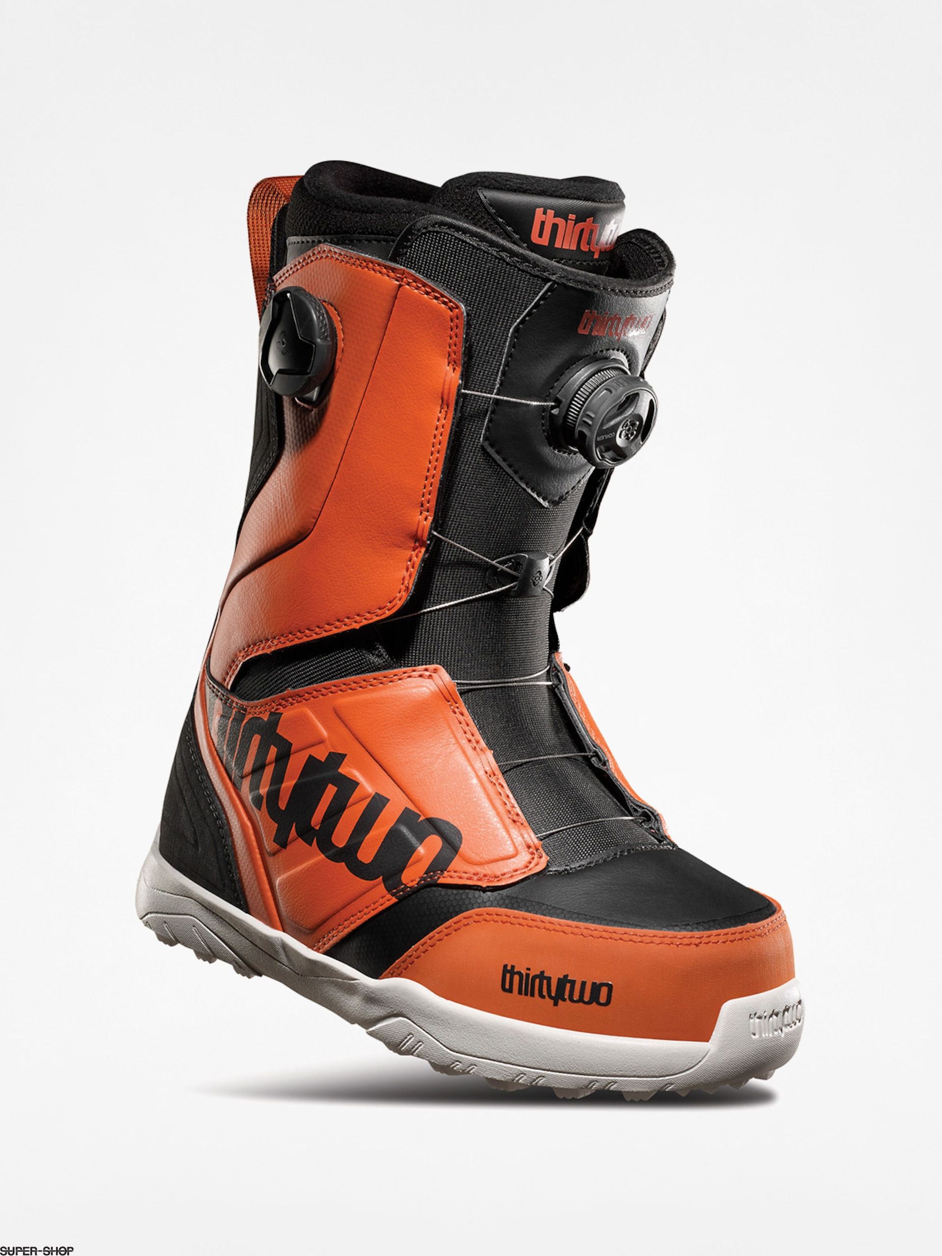 ThirtyTwo Snowboard boots Lashed Double Boa (black/orange)