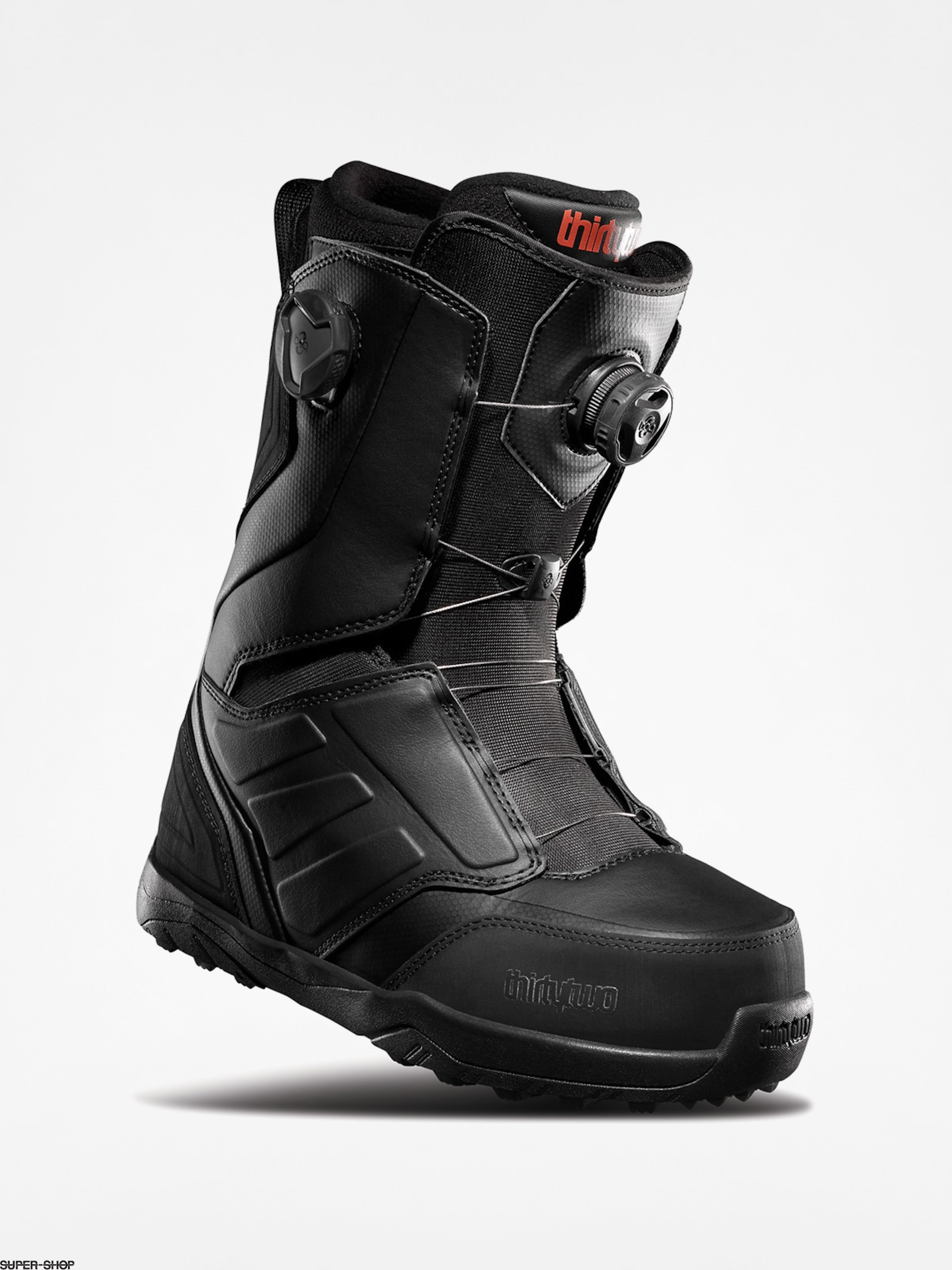 ThirtyTwo Snowboard boots Lashed Double Boa (black)