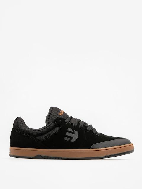 Etnies Shoes Marana (black/red/gum)