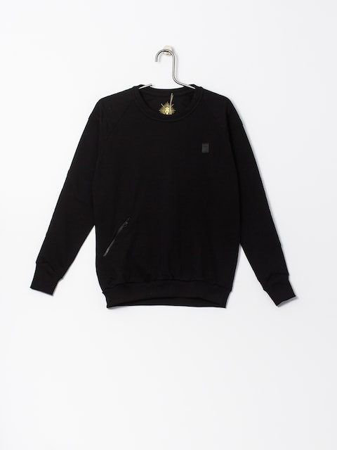 Majesty Sweatshirt Cafe Racer (black)