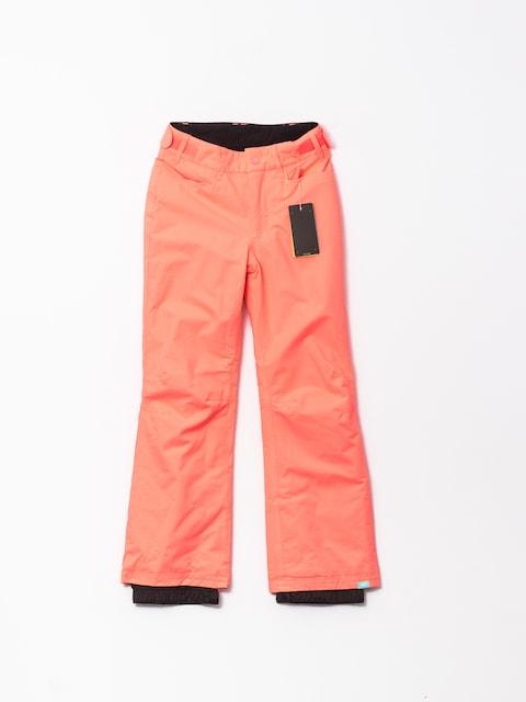 Roxy Snowboard pants Backyard Gir (neon grapefruit)