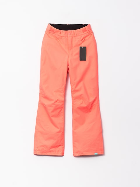Roxy Snowboard pants Backyard Gir (neon grapefriut)