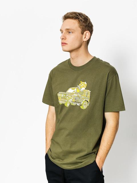 LRG T-Shirt 4fer (military green)