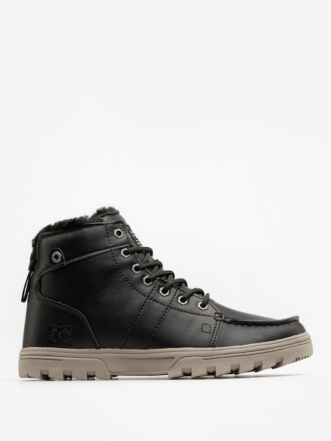 DC Winter shoes Woodland (black/tan)