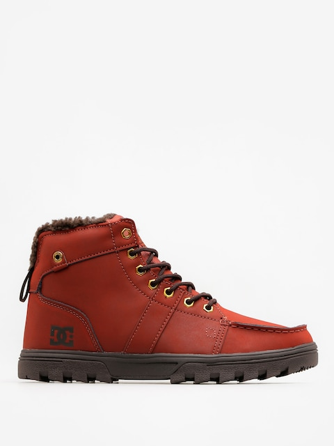 DC Winterschuhe Woodland (camel/dark chocolate)