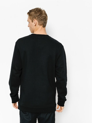 Analog Sweatshirt Enclave Crew (true black)