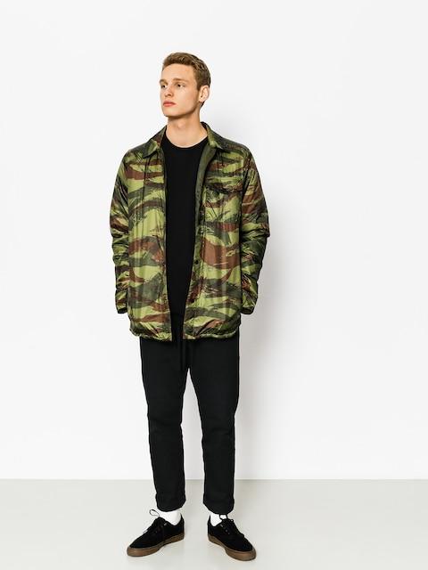 Burton Jacket Wayland Dwn Shirt (brush camo)