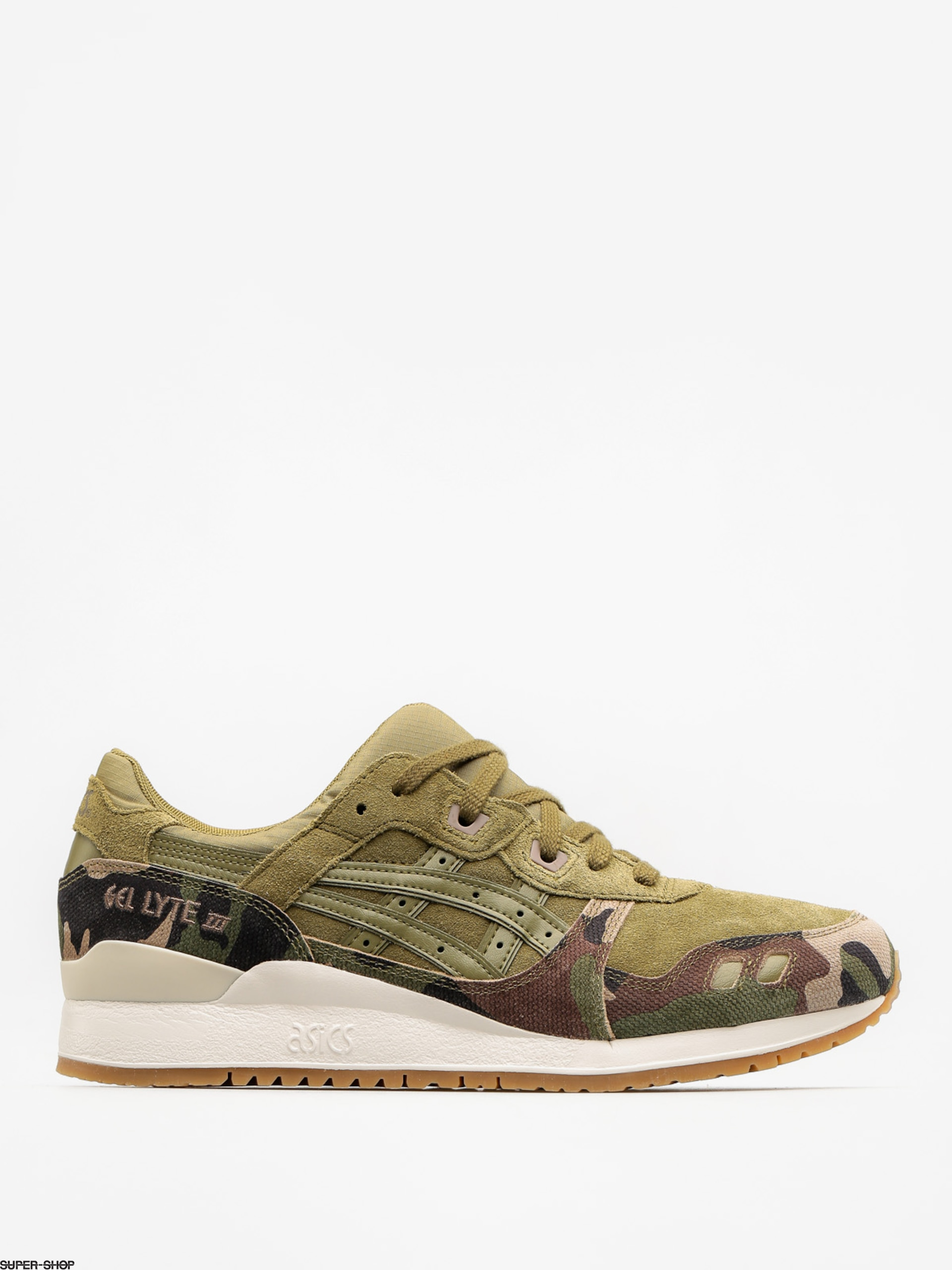 ASICS Tiger Shoes Gel Lyte III (martini olive/martini olive)