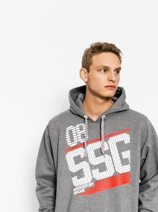 SSG Hoodie Dots Ssg HD (grey)