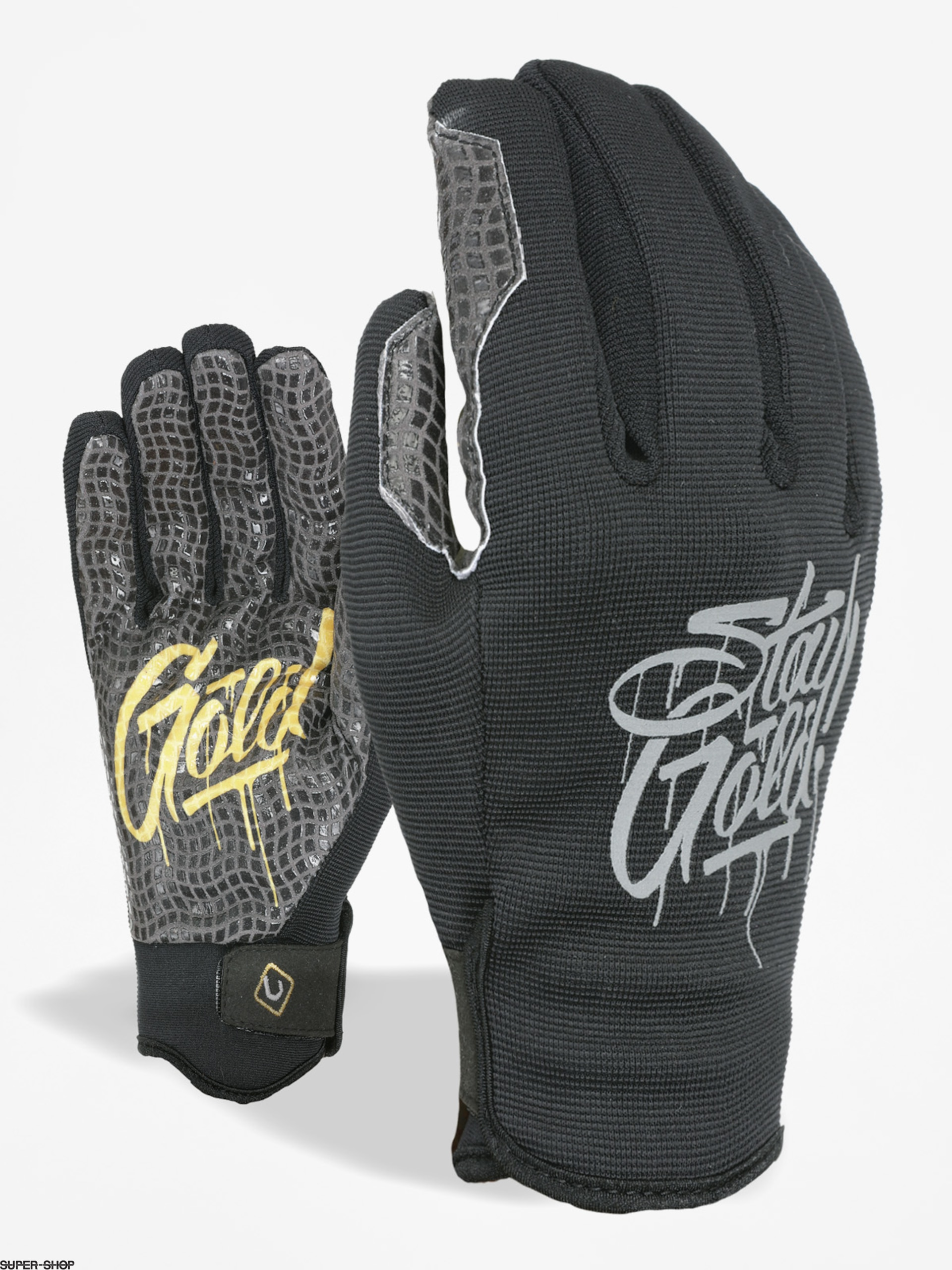 Level Handschuhe Web (pk black)